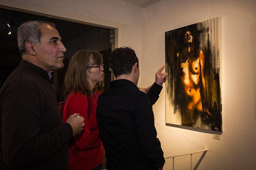 expositie foto