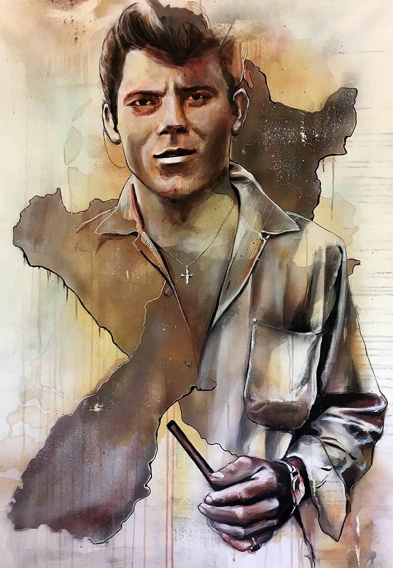 portret Angelo